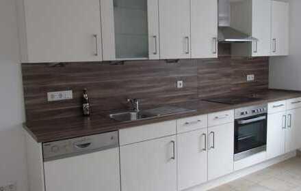 Stilvolle, neuwertige 3-Zimmer-Wohnung mit Balkon und Einbauküche in Ingolstadt, zentrumsnah