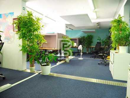 Büroetage, flexibel gestaltbar, ab Oktober frei