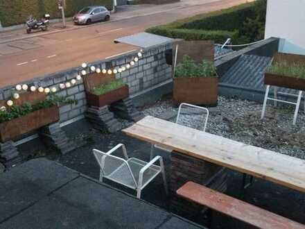 Gemütliches WG-Haus mit Garten nahe Hochschule, sucht einen neue(n) Mitbewohner/in.