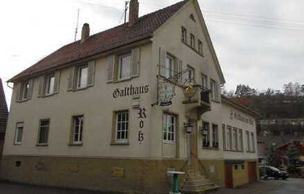 Gute Gastronomie mit großzügigen Wohnen in Bad Mergentheim - Ortsteil Dainbach