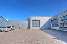 """""""BAUMÜLLER & CO."""" ca. 1.000 qm Hallen-/ Produktionsfläche - zum KAUF -"""