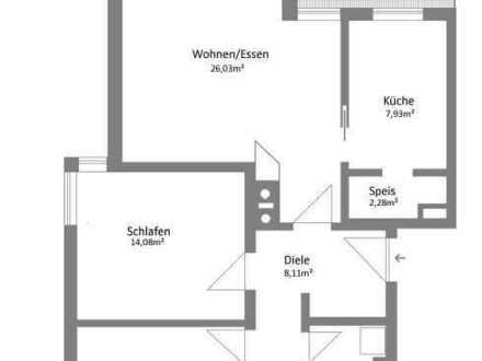 Schöne drei Zimmer Wohnung in Neu-Ulm (Kreis), Senden