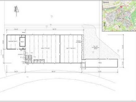 Sofort bezugsfertige große Hallen für: Lager, Logistik, Produktion, Verkauf, Büro, große Freiflächen