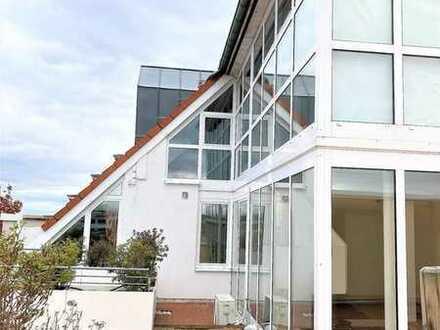 150 m² Wohnfläche - 93 m² Terrasse - Das HOME-Office-Wohnerlebnis mit Weitblick