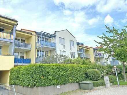 Schöne 2-Zimmer EG Wohnung mit kleinem Garten am Nordpark nähe BMW !!!