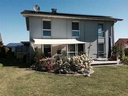 """Sie suchen das """"Besondere""""? Hier ist ein außergewöhnliches Einfamilienhaus im Nordseebad Otterndorf."""