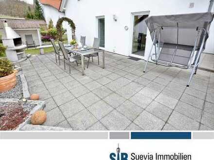 Haus im Haus mit viel Platz und lichtdurchfluteten Räumen in ruhiger Lage von Auenwald-Hohnweiler