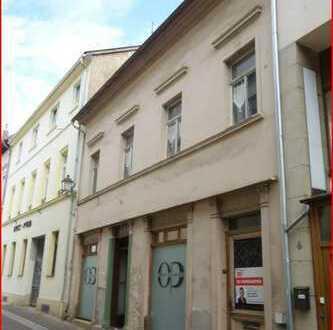Denkmalgeschütztes Wohn-und Geschäftshaus in Alzey