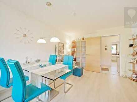 Gut geschnittene, helle 3-Zimmer-Gartenwohnung in sehr guter Lage von Bogenhausen-Zamdorf!