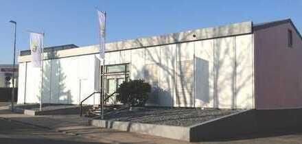 Hallengebäude mit Büroflächen in exponierter Gonsenheimer Lage