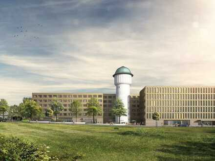 Büroetage im Neubauprojekt: Am Wasserturm - Hauptbahnhof Süd