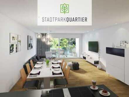 Neubau SQ - Haus 1 / 3.OG(links) / 3-Zimmer