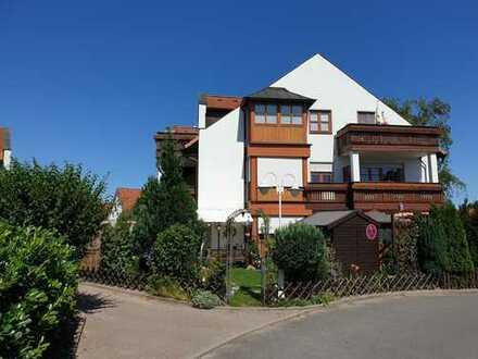 Dallgow, Ruhiglage! Kleine und charmante 1 Zimmer-Wohnung, Parkett, Balkon, KFZ-Stp.!!