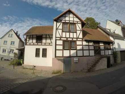 Fachwerkhaus mit sechs Zimmern in Brensbach