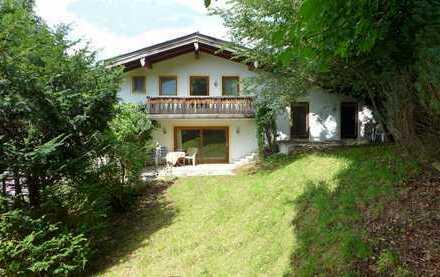 Einfamilienhaus - absolut zentrale Lage in Tegernsee, aber dennoch ruhig gelegen !