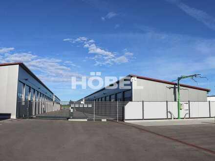Halle Typ A1 (ca. 45 m²) im neuem Handwerker- und XXL-Garagenpark