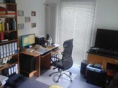 Teilmöbliertes kleines Zimmer mit 5 Minuten Fußweg zur Hochschule