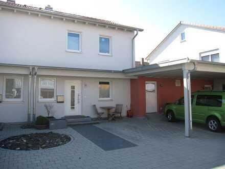 DHH in Gessertshausen, 108 m², 3 Zimmer