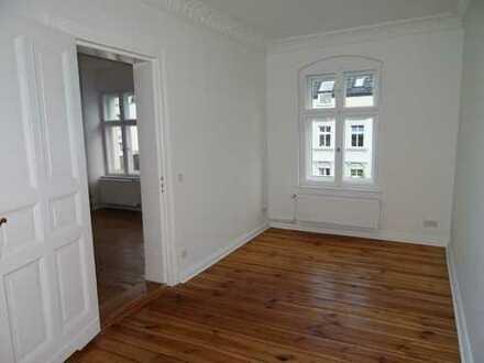 *NEU* Pärchen-/Singlewohnung mit Balkon und Einbauküche S-/U-Bhf. Pankow