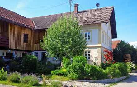 Neubarockes Bauernhaus mit viel Nutzfläche