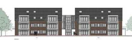 2-Zimmerwohnung im Erdgeschoss mit Terrasse in zentraler Lage von Borken