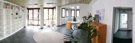 Büroräume bzw. Praxisräume direkt am Harras, barrierefrei