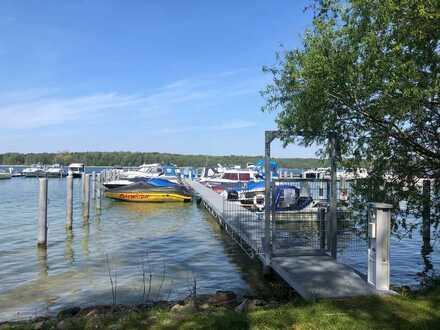 Bungalow mit Bootsliegeplatz am Werbellinsee