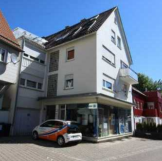 Interessante 2-Zimmer-Dachgeschosswohnung in Wohnung-Stadtmitte