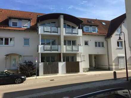 Schöne 3,5 Zimmer-Maisonnettewohnung in Aalen-Unterkochen zu vermieten