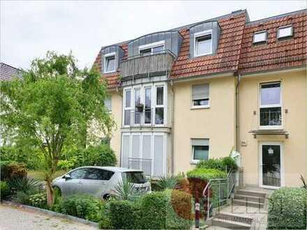 Attraktive 4-Zimmer-Wohnung mit zwei Balkonen in schöner Lage
