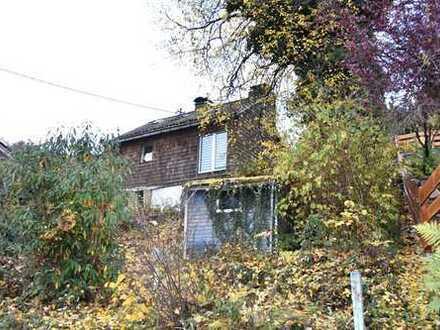 Wochenendhaus mit Aussicht in Waldbrunn im Odenwald