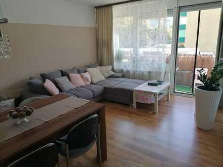 Schöne 2-Zimmer-Wohnung mit Balkon in Schweinfurt/Bergl