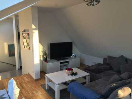Helle und modern geschnittene 2 Zimmer Wohnung mit Loggia in Münster, Wolbeck