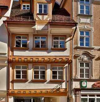 Traumhafte Maisonette in der Stadtmitte mit riesiger Dachterrasse