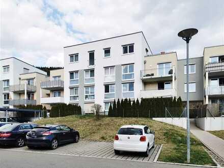 F&D   Gepflegte 3-Zimmer-Wohnung mit EBK, Carport & Balkon