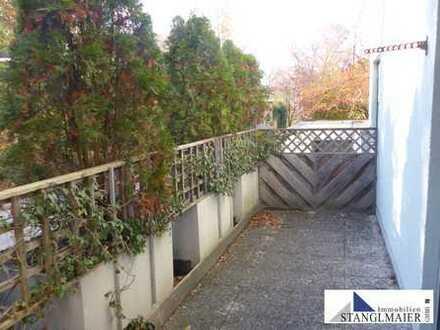 AUFGEPASST!!! Geräumige 1-Zimmer-Eigentumswohnung mit Süd/Ost-Terrasse in ruhiger Lage