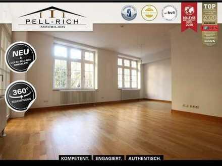 CITY-LIEBLING: Bezugsfertige EG-Wohnung im 2007 sanierten Batschari-Palais