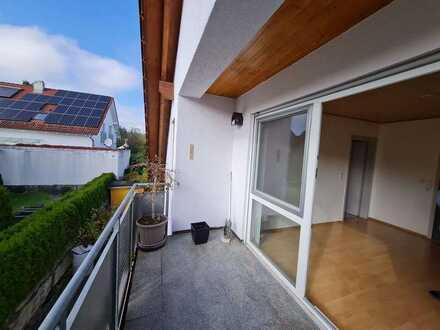 Großzügige 4-Zimmerwohnung mit 2 Balkonen in HN-Biberach zu vermieten