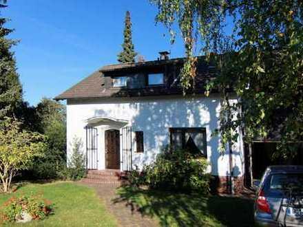 Provisionsfreie Investition in die Zukunft! Freistehendes Einfamilienhaus mit Eigentümerwohnrecht