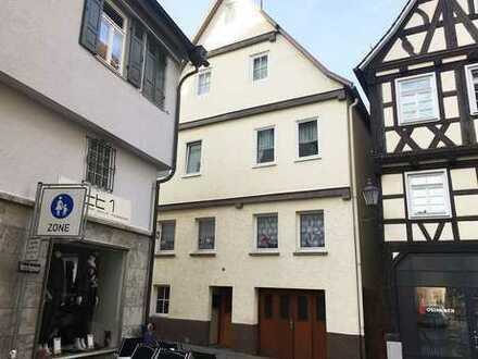 +++Stadthaus mit 3 Wohnungen im Stadtkern von Schorndorf+++