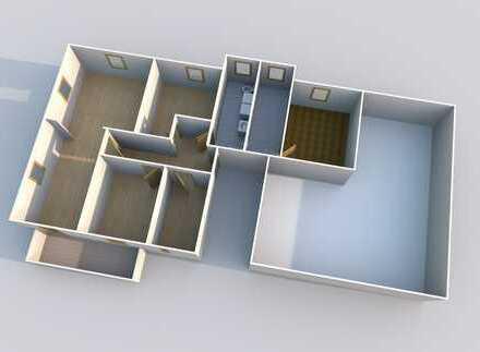 Erstbezug nach Umbau - Schicke Wohnungen mit Balkon
