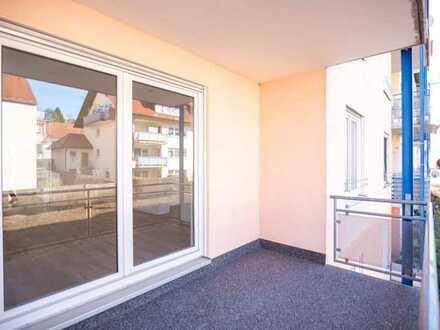 Großzügige, renovierte 2-Zimmer-Wohnung in Münsingen