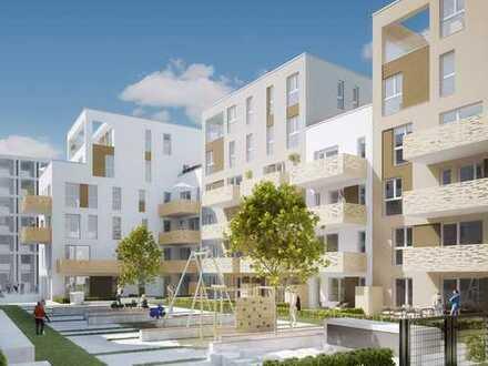 Für Familien: Zentrale 4,5-Raum-Wohnung mit Terrasse und hervorragender Ausstattung