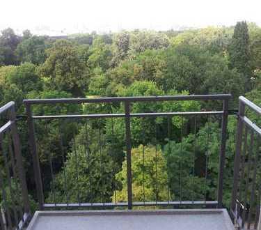 Wohnen am Großen Garten - Wohnung mit Balkon - EBK gegen Ablöse