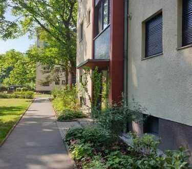 Provisionsfrei: Ruhige 2 Zimmerwohnung in gepflegter Anlage!