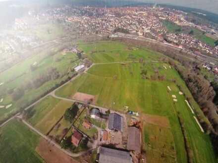 Grundstück (9.500 m²) zur Bebauung einer Sport-/Wellness Hotelanlage in 72250 Freudenstadt zu Verkau