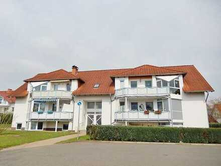 Terrassenwohnung in guter Wohnlage von Duderstadt