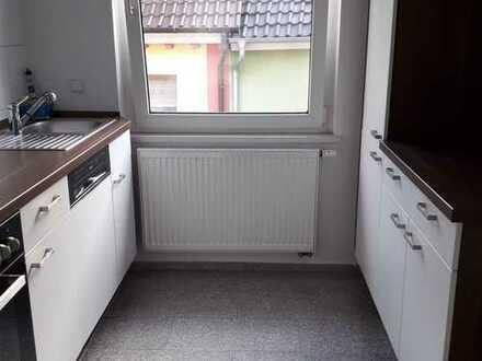 Gepflegte 2-Raum-Wohnung mit Einbauküche in Grünstadt