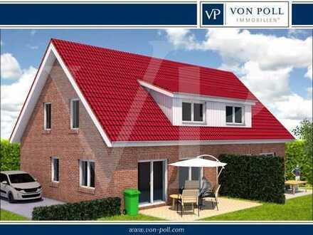 PROVISIONSFREI! - Neubau Doppelhaushälfte in Neukamperfehn