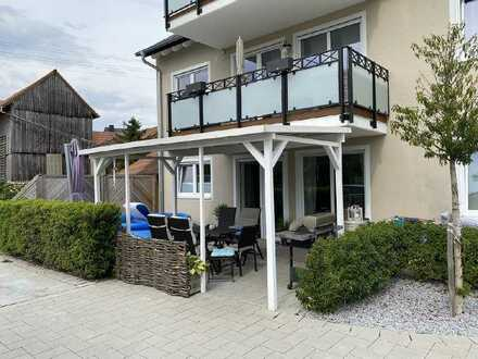4 ZKB EG-Wohnung inkl. Garage + Stellplatz in Hatzenbühl